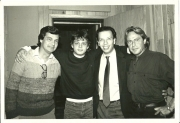 Luis Miguel first recording with WEA