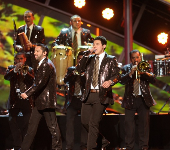 eL RECODO  LATIN GRAMMY PERFORMANCE