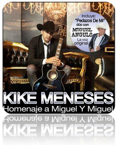 KIKE MENESES NUEVO ALBUM 2
