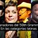 Mamp felicita a latinos ganadores del gammy 2016
