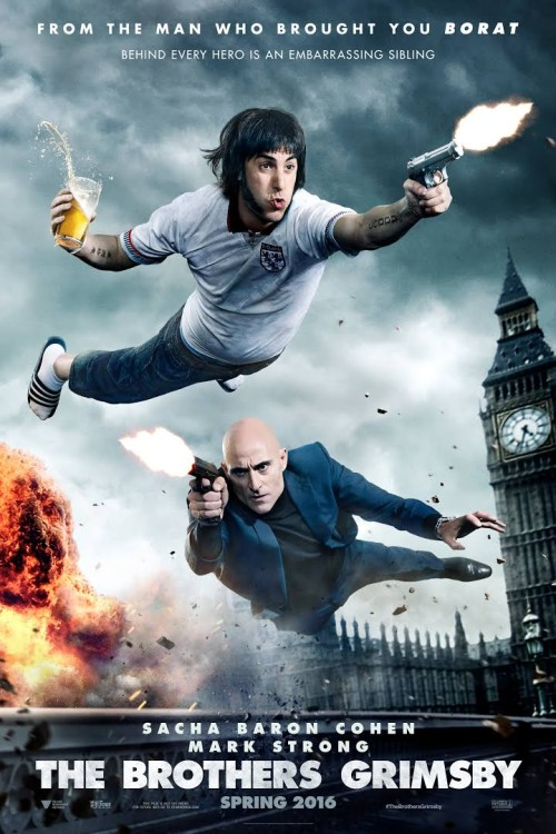 The Brothers Grimsby - MAMP