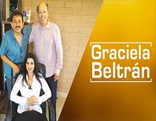 """""""GRACIELA BELTRÁN GRABANDO  NUEVO CD EN LOS MOCHIS"""