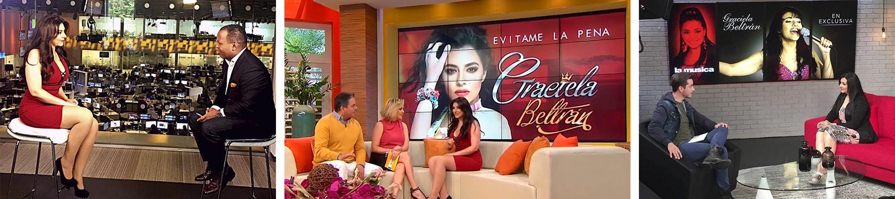 Graciela Beltran banner
