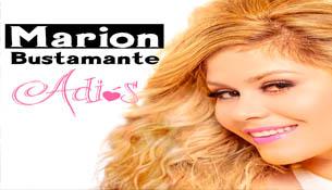 MARION BUSTAMANTE - ADIOS