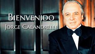 Jorge Calandrelli se une a MAMP